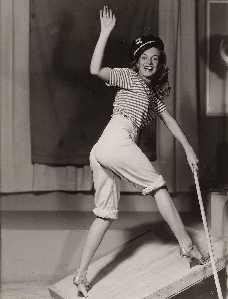Marilyn Monroe me vous ne l avez jamais vue en 18 photos