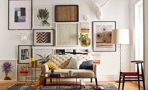 7 maneras diferentes de decorar las paredes de manera original   Decorar tu casa es facilisimo.com