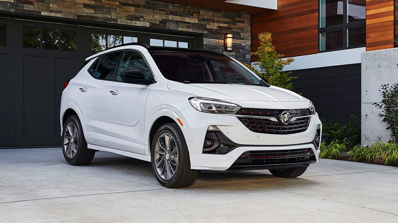 The 2020 Buick Encore Gx Is A Big Little Suv In 2020 Buick Encore Suv Buick