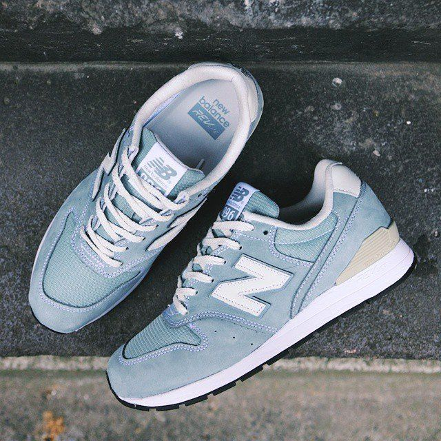Mens New Balance 996 with RevLite sole. Suede and leather upper. Please  allow 7