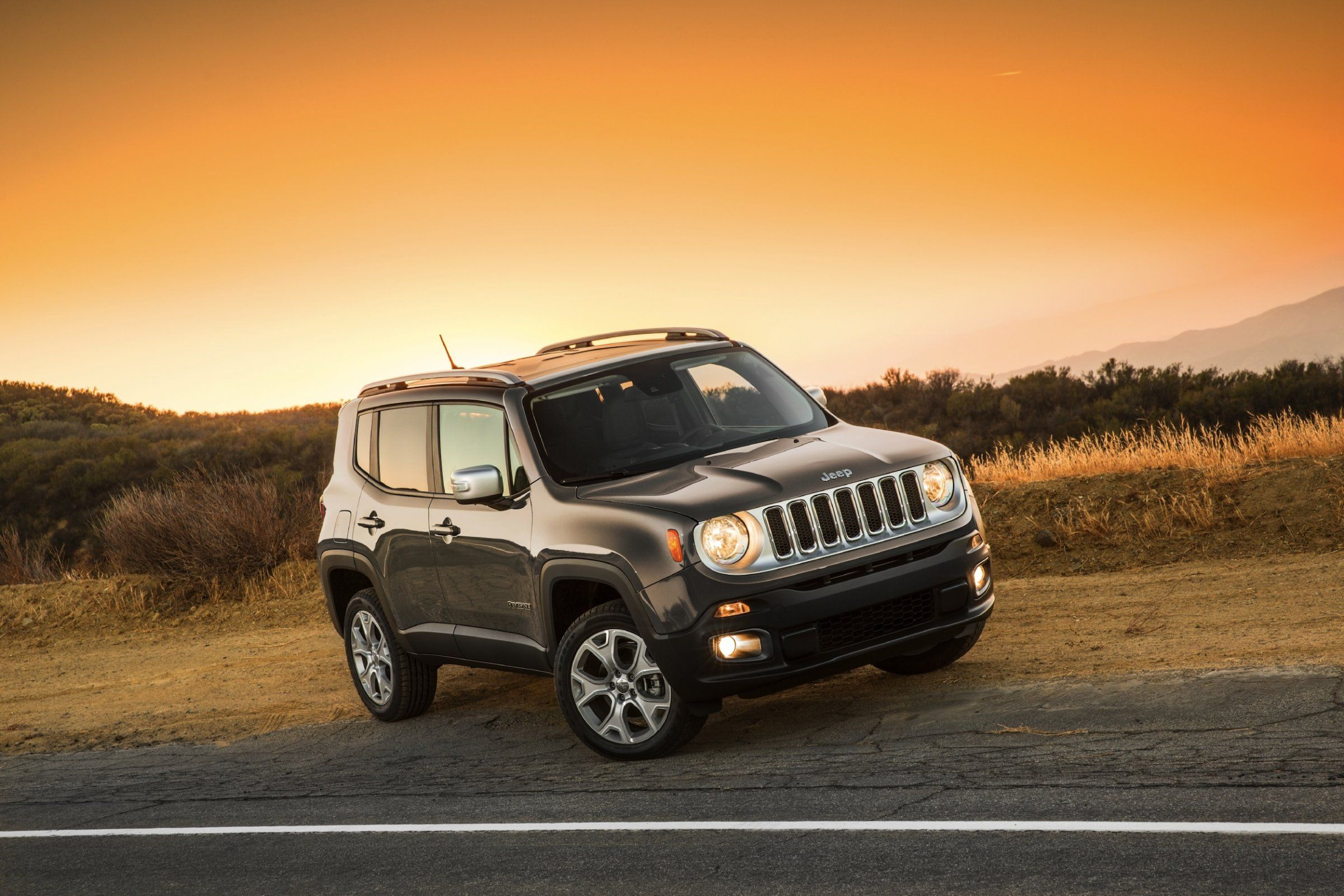 The Jeep Renegade is made in Italy, but it\'s still an all-American ...