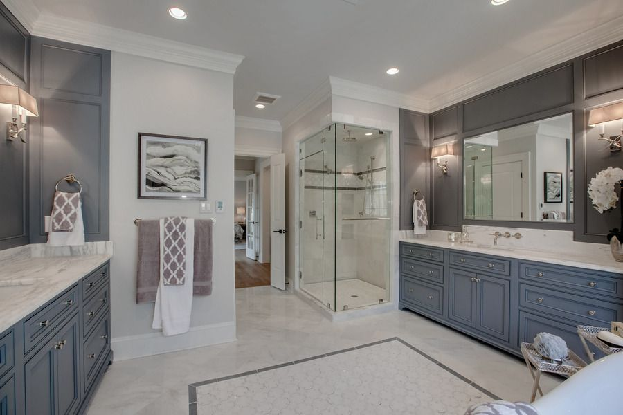 34 Large Luxury Primary Bathrooms That Cost A Fortune In 2020 Luxury Master Bathrooms Modern Master Bathroom Design Inexpensive Bathroom Remodel