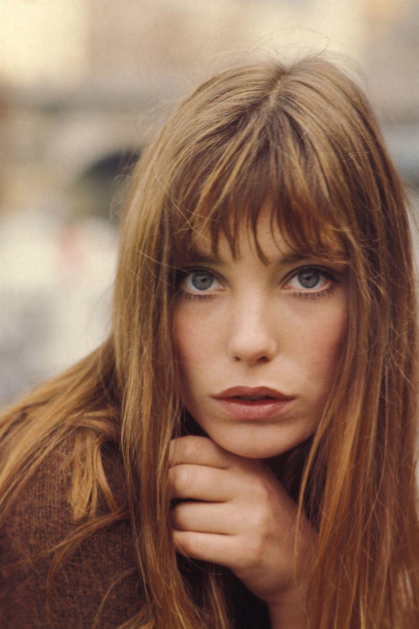 Jane Birkin | Retro makeup, Jane birkin, 60s makeup
