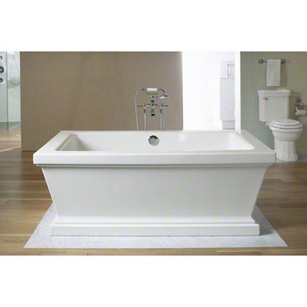 Kallista: For Loft by Michael S Smith Freestanding Bathtub: P50040 ...