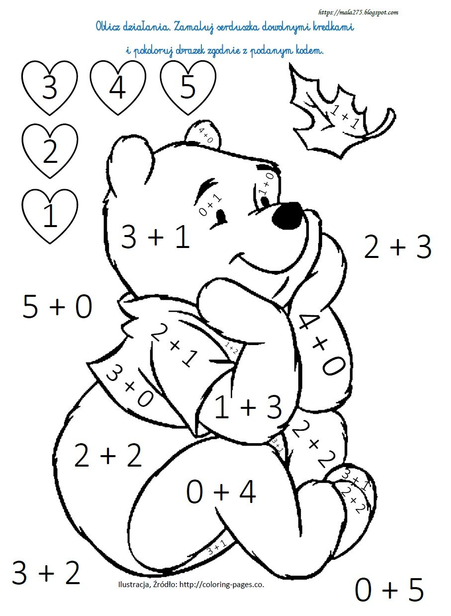 Pin By Angel On Play At Home In 2020 Kids Math Worksheets Math For Kids Math Coloring