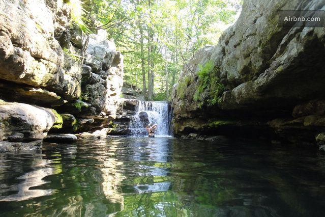 Split Rock In New Paltz Nearby New York Travel Travel
