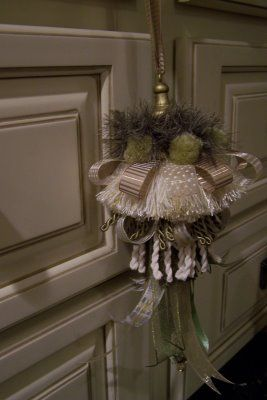 Pin By Barb Berry On Tassels Diy Tassel Tassels Xmas Crafts