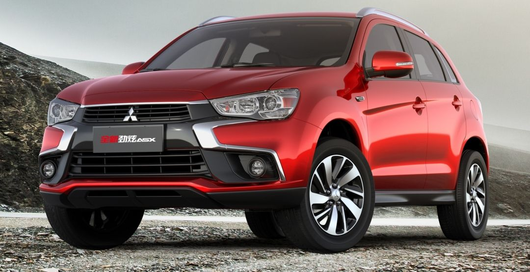 Mitsubishi Asx 2017 Dynamic Shield Car Design Suv Car Photos
