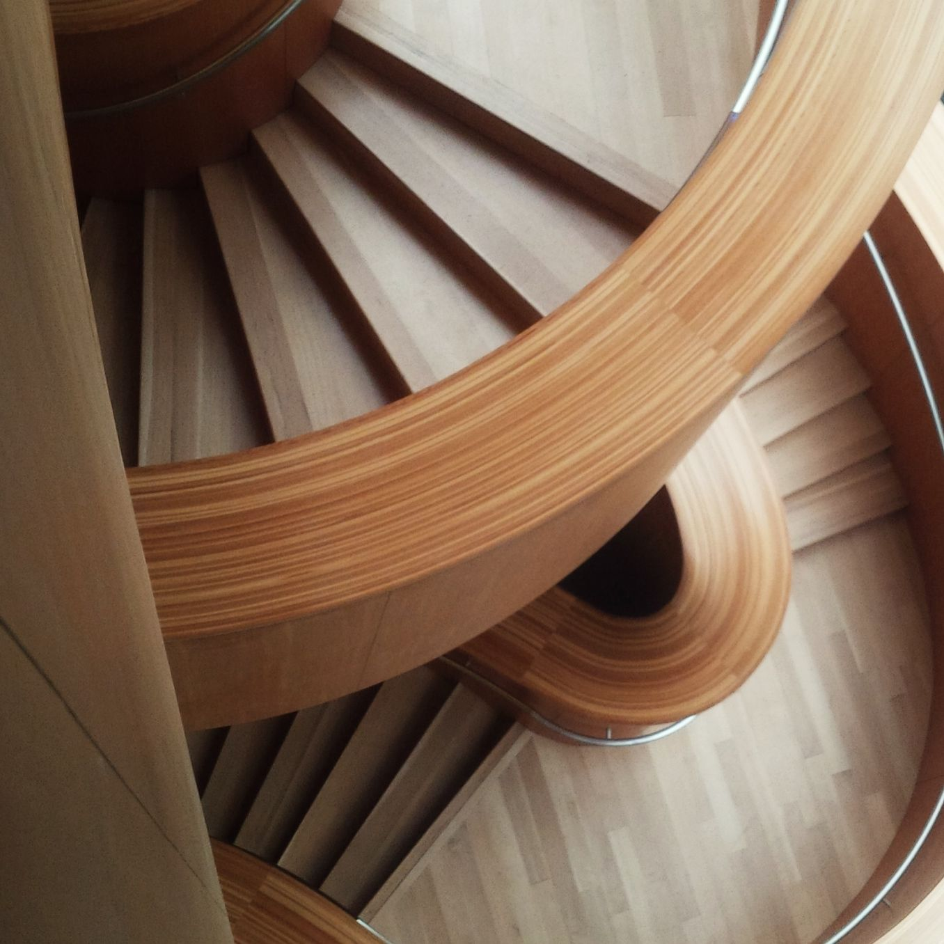 Frank Gehry' Staircase Art Of Ontario