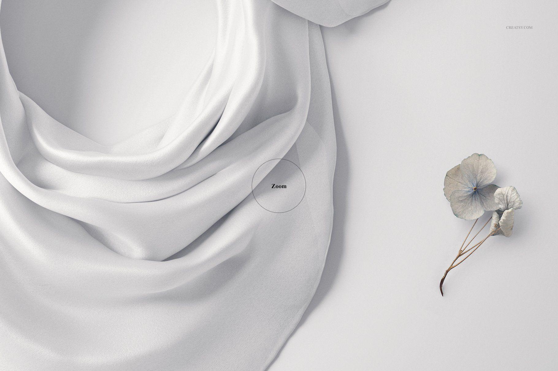 Download Wrapped Silk Scarf Mockup 22 Ffv 9 Fabric Factory Scarf Design Mockup