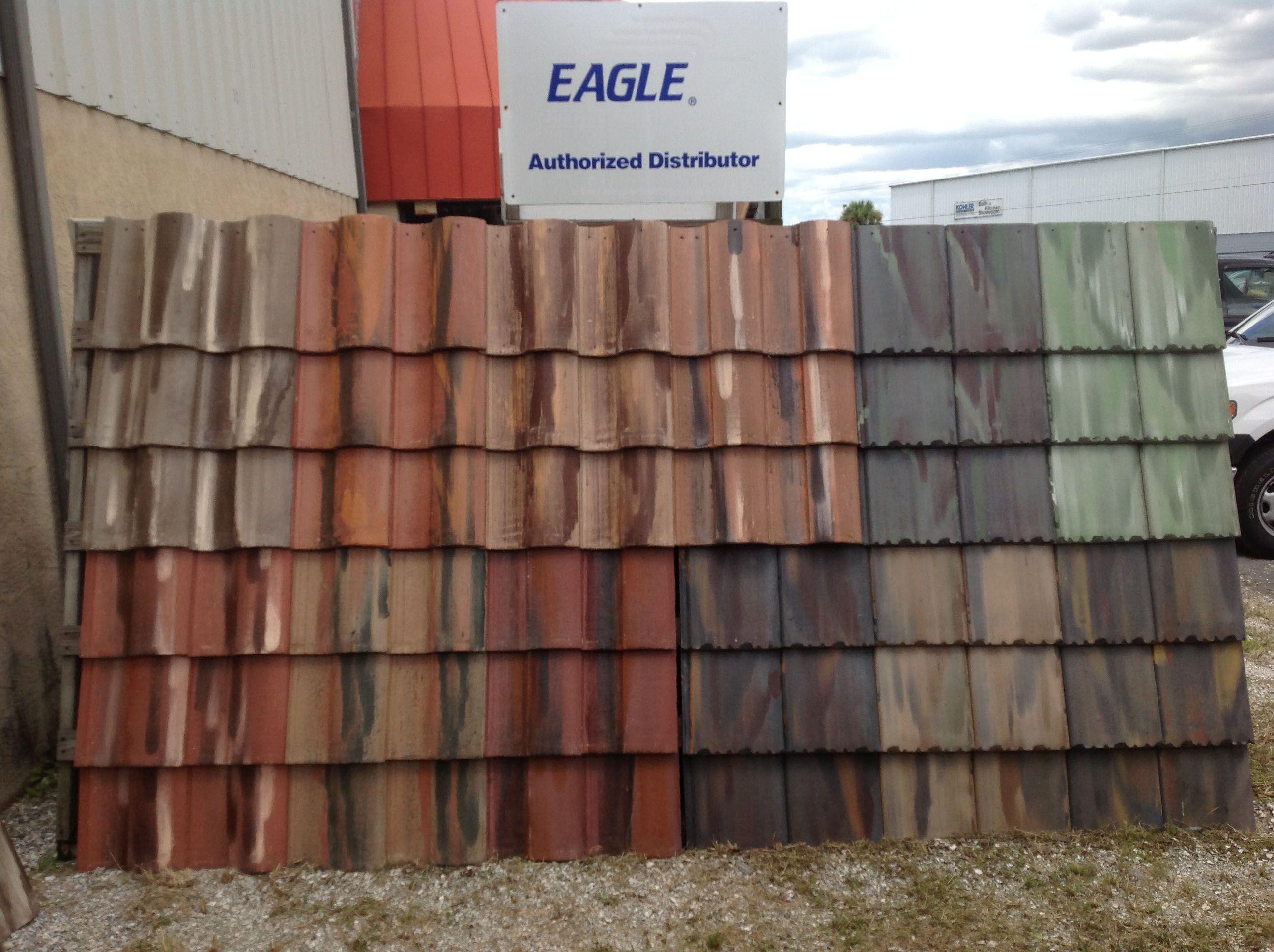 Eagle Roofing Products Designer Select Tile Color Tile Roofing Design