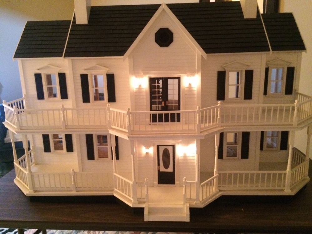 doll house | doll houses, miniatures and bears