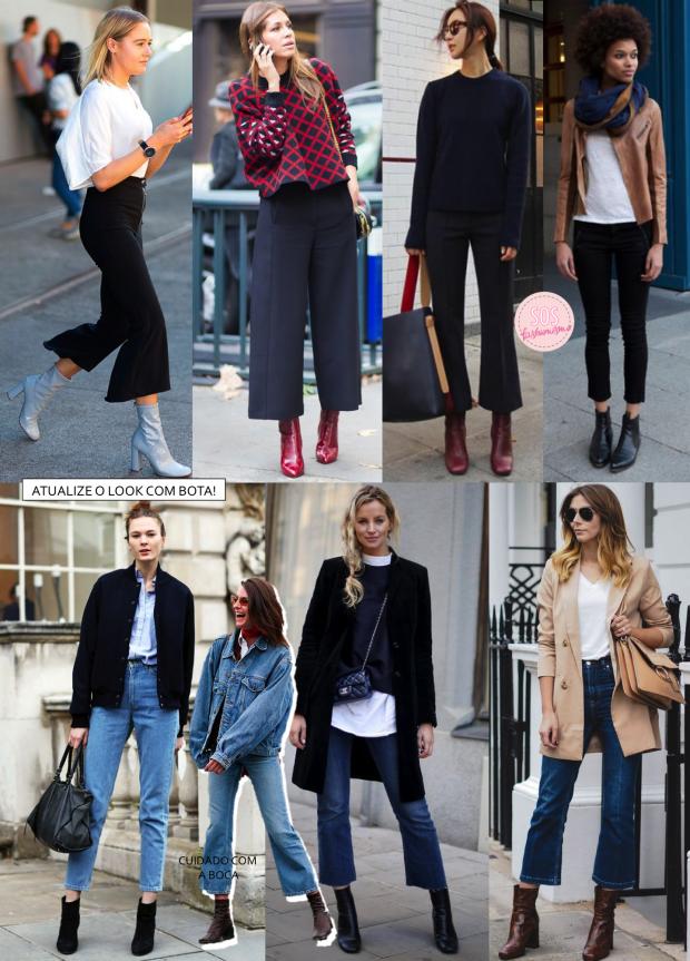 a0c4fdef66 SOS Fashionismo  Como usar calça cropped
