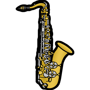 free saxophone clip art image png beginning band orchestra rh pinterest ca clipart saxophone player clipart saxophone player