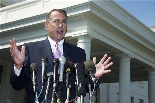Por 'Obamacare', republicanos (nuevamente) amenazan con dejar al gobierno entero sin presupuesto: http://washingtonhispanic.com/nota16065.html