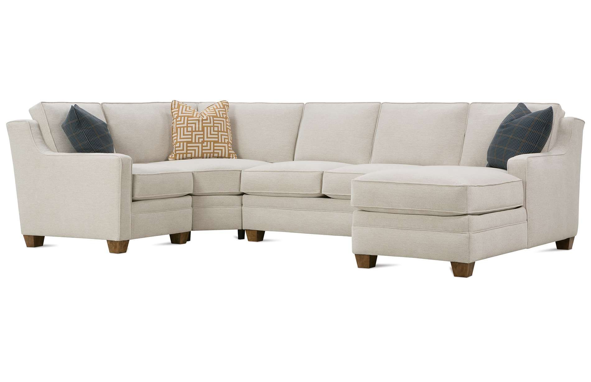 Fuller Sectional Rowe Furniture Custom Sectional Sofa Sectional Sofa Rowe Furniture