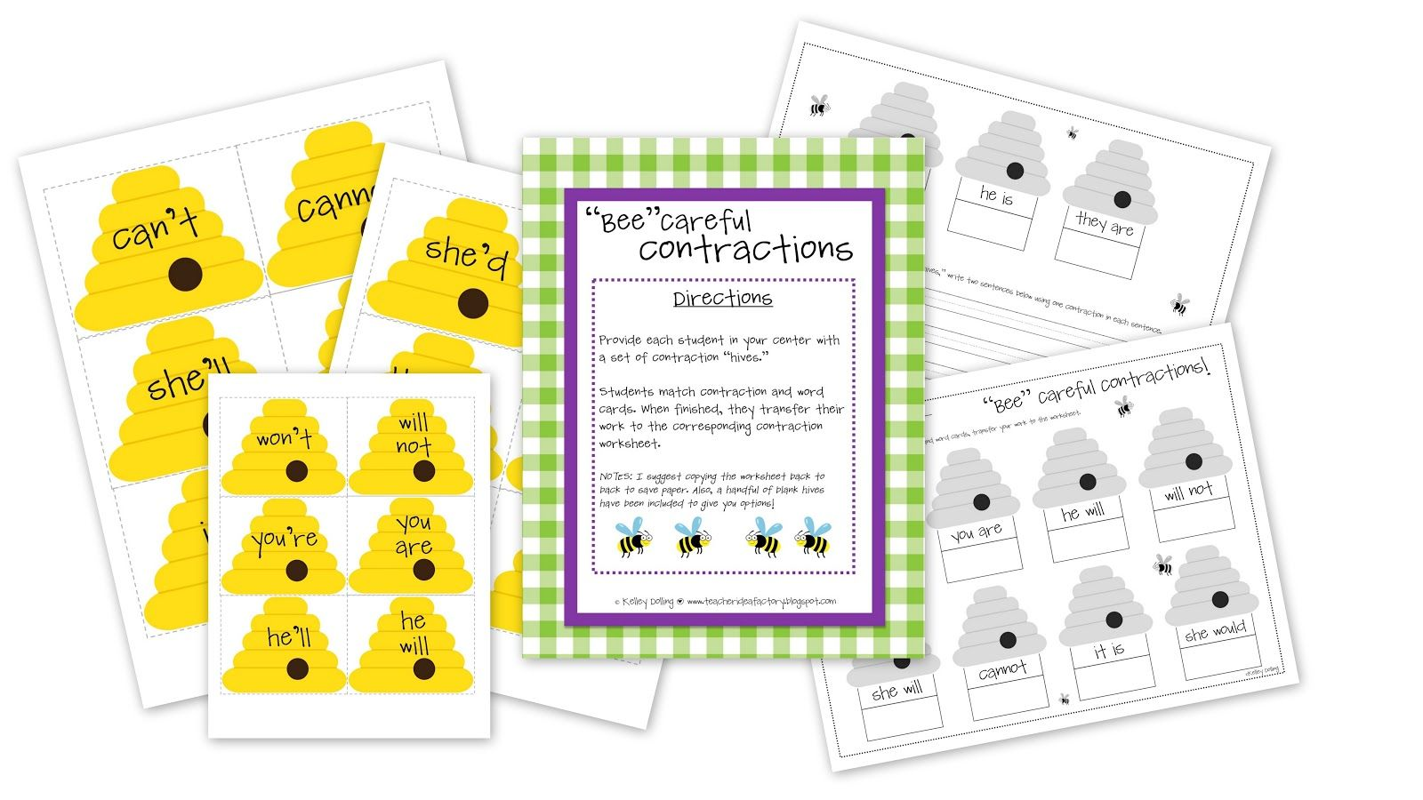 Bee Careful Contraction Center