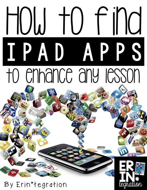 How to find apps to enhance any lesson - great tips for sourcing, searching, and selecting apps in the classroom