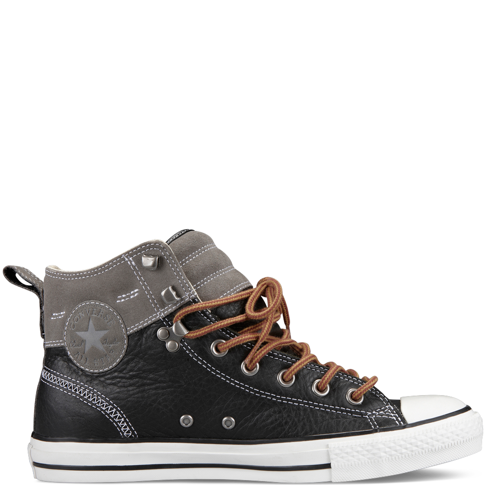 Chuck Taylor All Star Tekoa Boot Black black (for snow