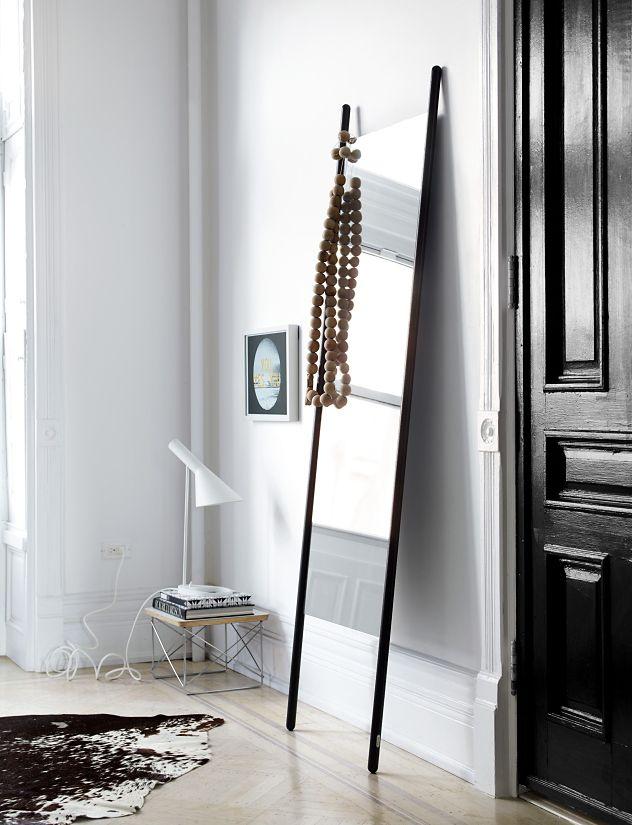 Georg Floor Mirror Modern Floor Mirrors Floor Mirror Decor