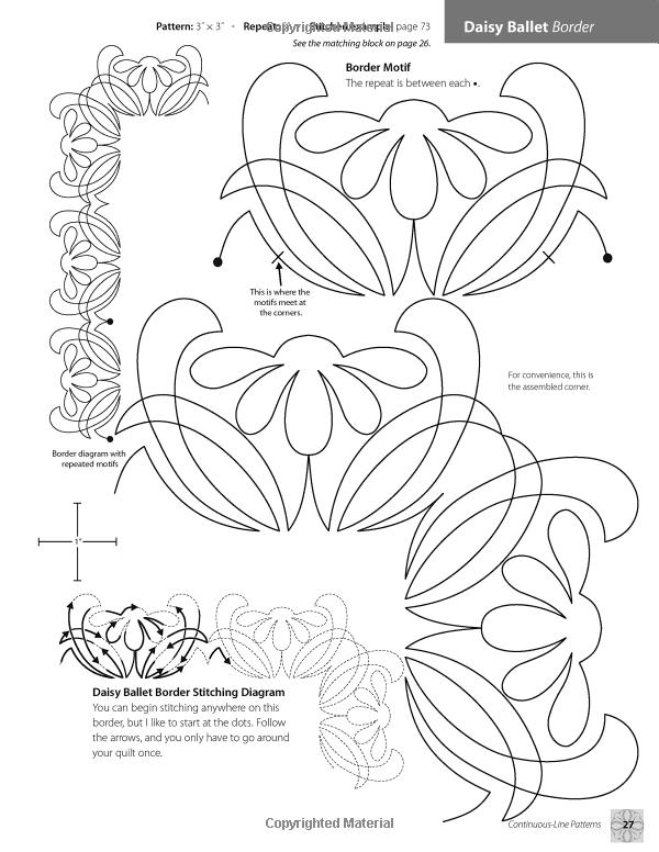 Hari Walner's Continuous-Line Quilting Designs: 80