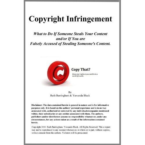 Ebook Theft  Things You Can Do To Stop Someone From Copying And