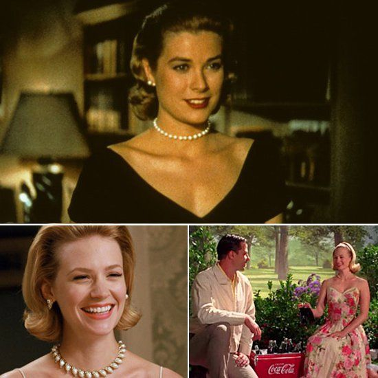 Pin for Later: Grace Kelly's Pop Culture Legacy Mad Men Mentions