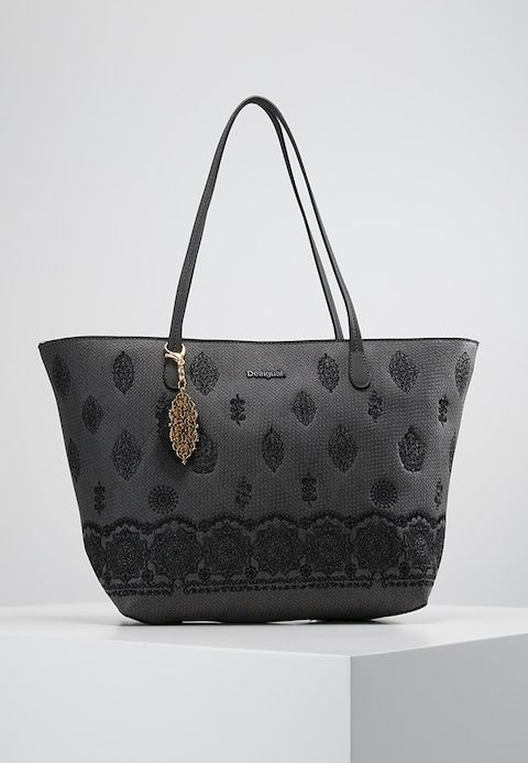 83266310b7f Schoudertas - black @ Zalando.nl 🛒 in 2019 | Tas met plastic ketting -  Black handbags, Bags en Across body bag