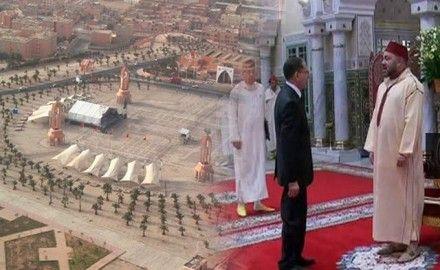 ملك المغرب سينصب الحكومة الجديدة من قلب مدينة العيون المغربية