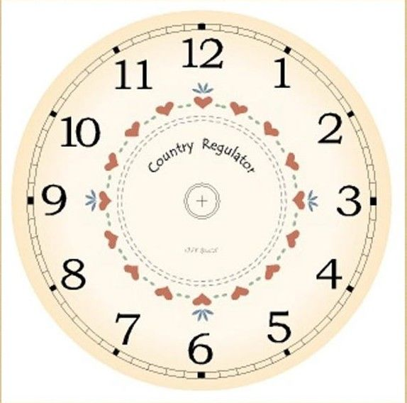 Face Clock  Printables    Clocks Face And Clock Faces