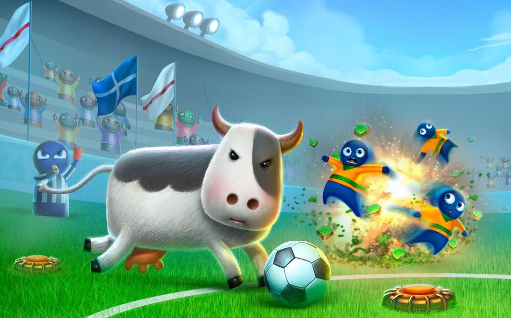 FootLOL: Epic Fail League #crazy #football  #Steam http://store.steampowered.com/app/263740 #AppStore https://itunes.apple.com/gb/app/footlol-crazy-football/id892380417
