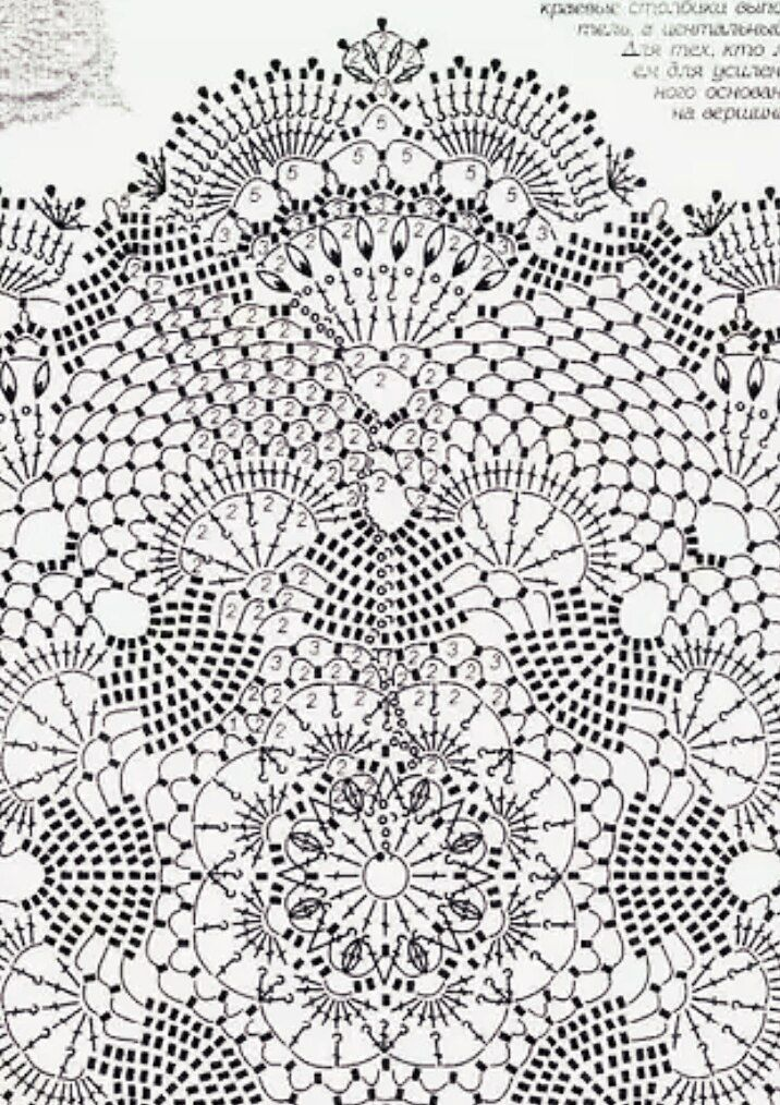 Best 12 a crochet pattern charm with free graphics – CROCHET