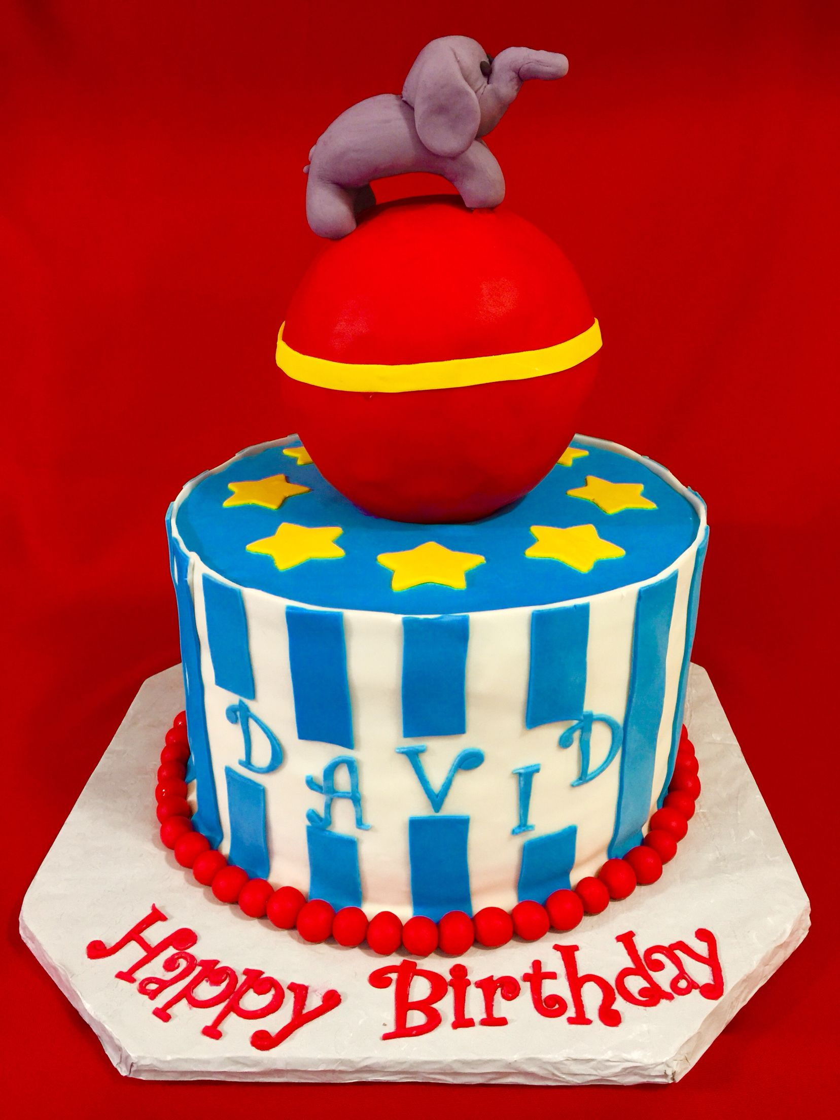 Circus circus Cake Cake by Cez Pinterest Circus cakes and