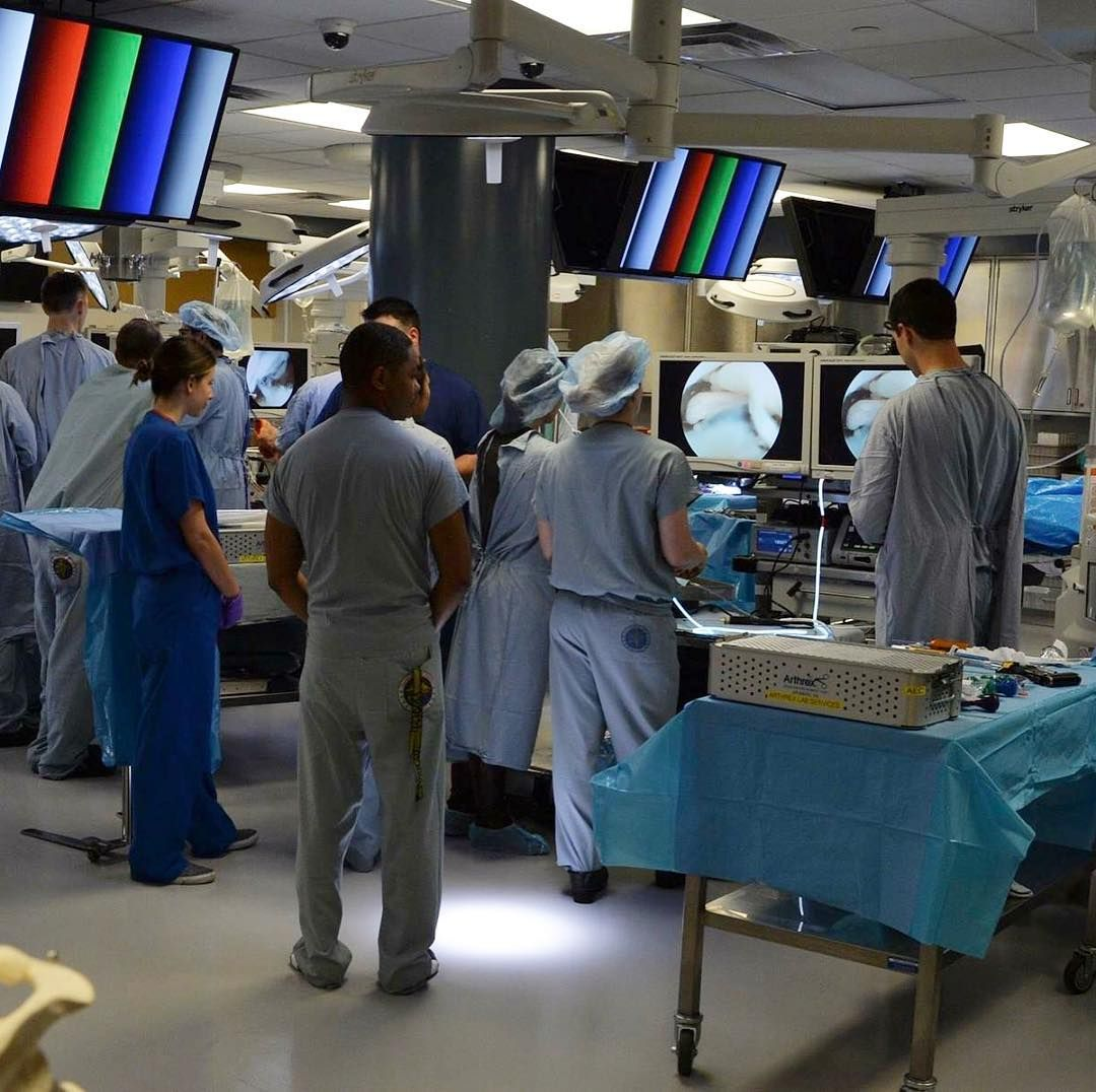 Our bioskills training center gives our doctors the