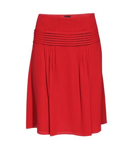 tempting... - silk skirt by Escada