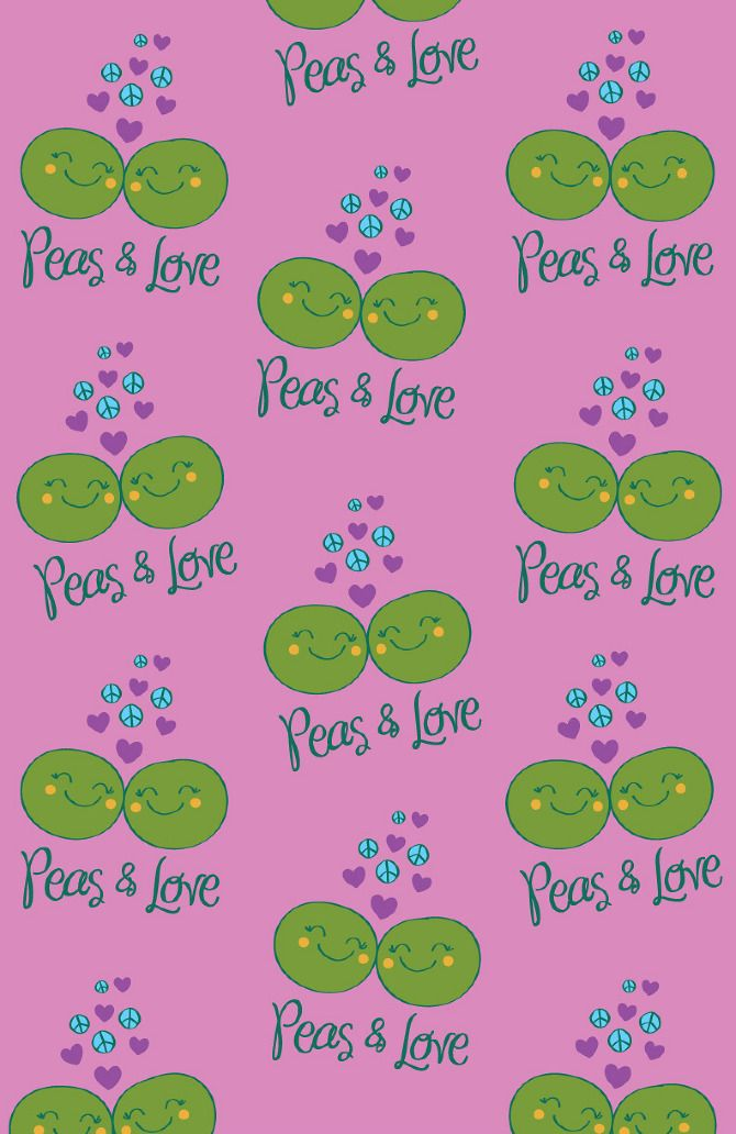 TODDLER GIRLS - juanaemocion peas and love