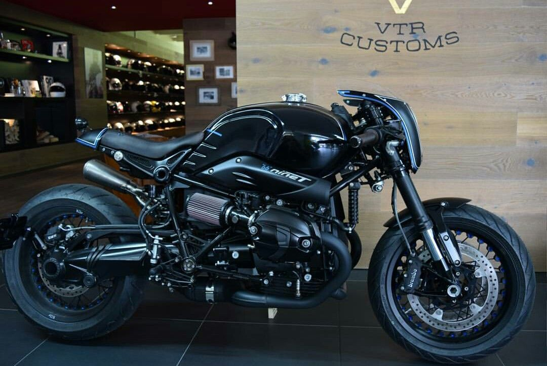 Bmw R Nine T Neo Racer With Images Cafe Racer Custom Cafe