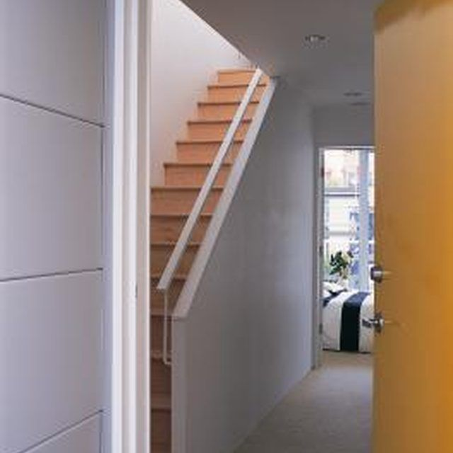 Short Stairs Ideas: How To Open An Enclosed Stairway In 2019