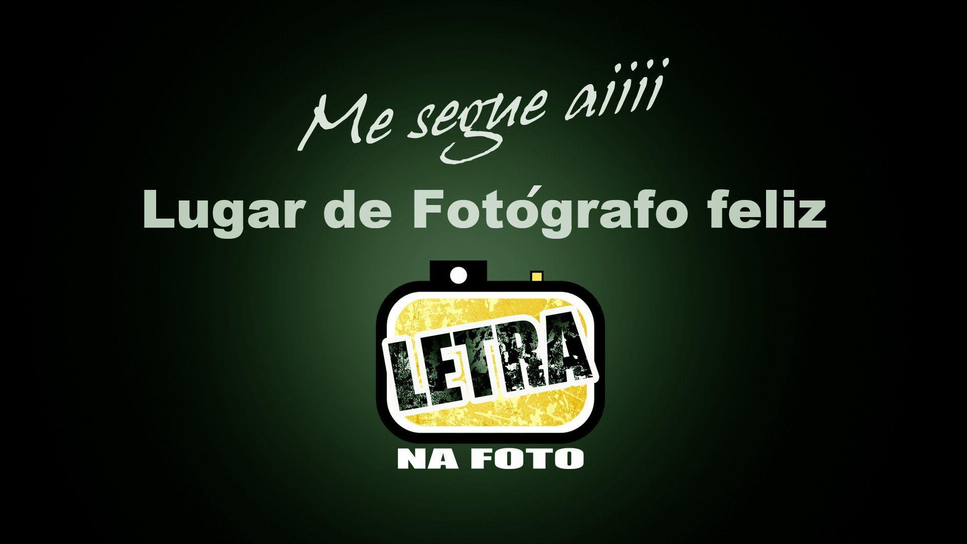 Trailer do Canal Letra Na Foto