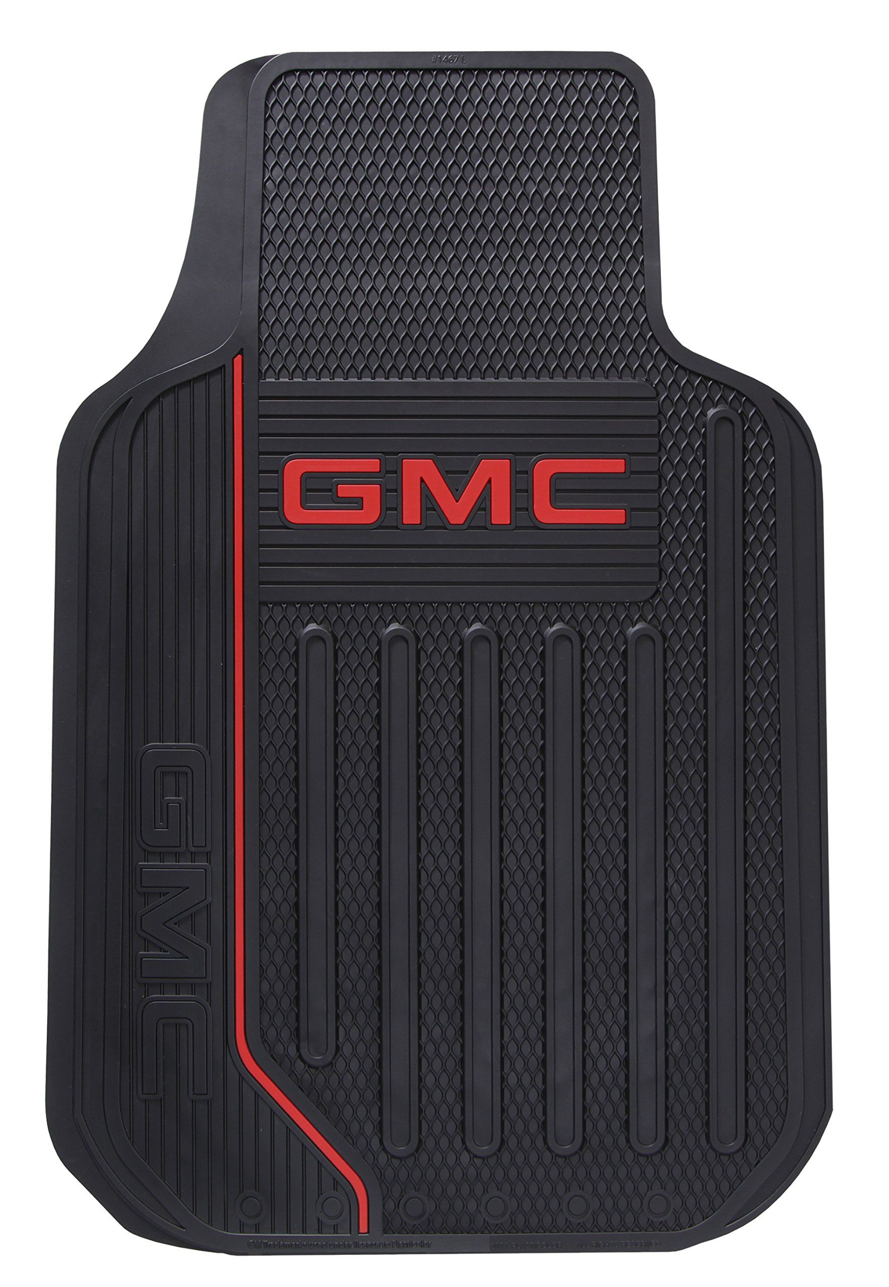 Plasticolor Universal Fit Gmc Elite Series Floor Mat You Can