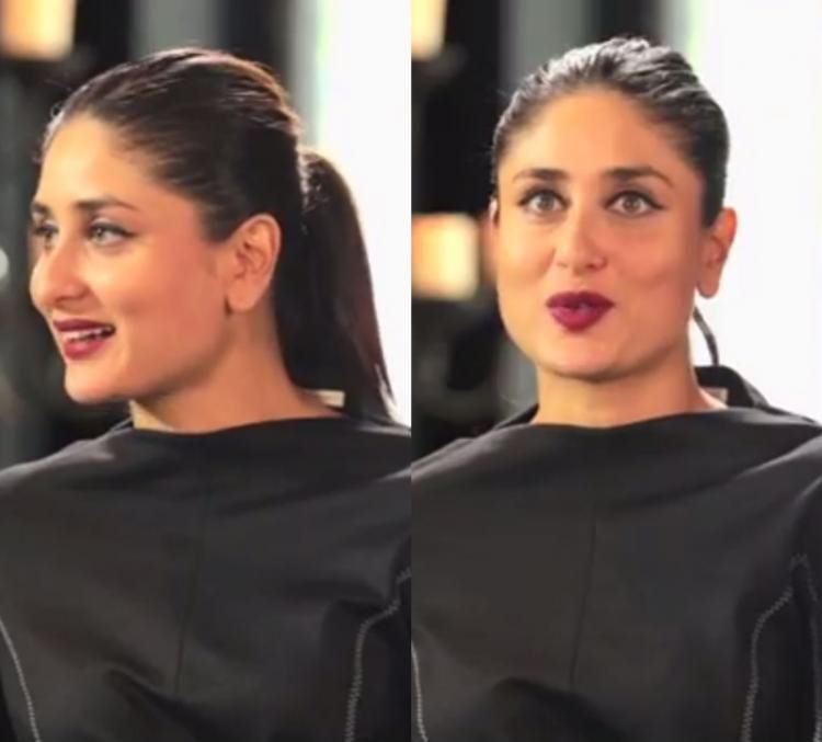 I Made The First Move With Saif Kareena On Look Who S Talking Kareena Kapoor Khan Making The First Move Kareena Kapoor