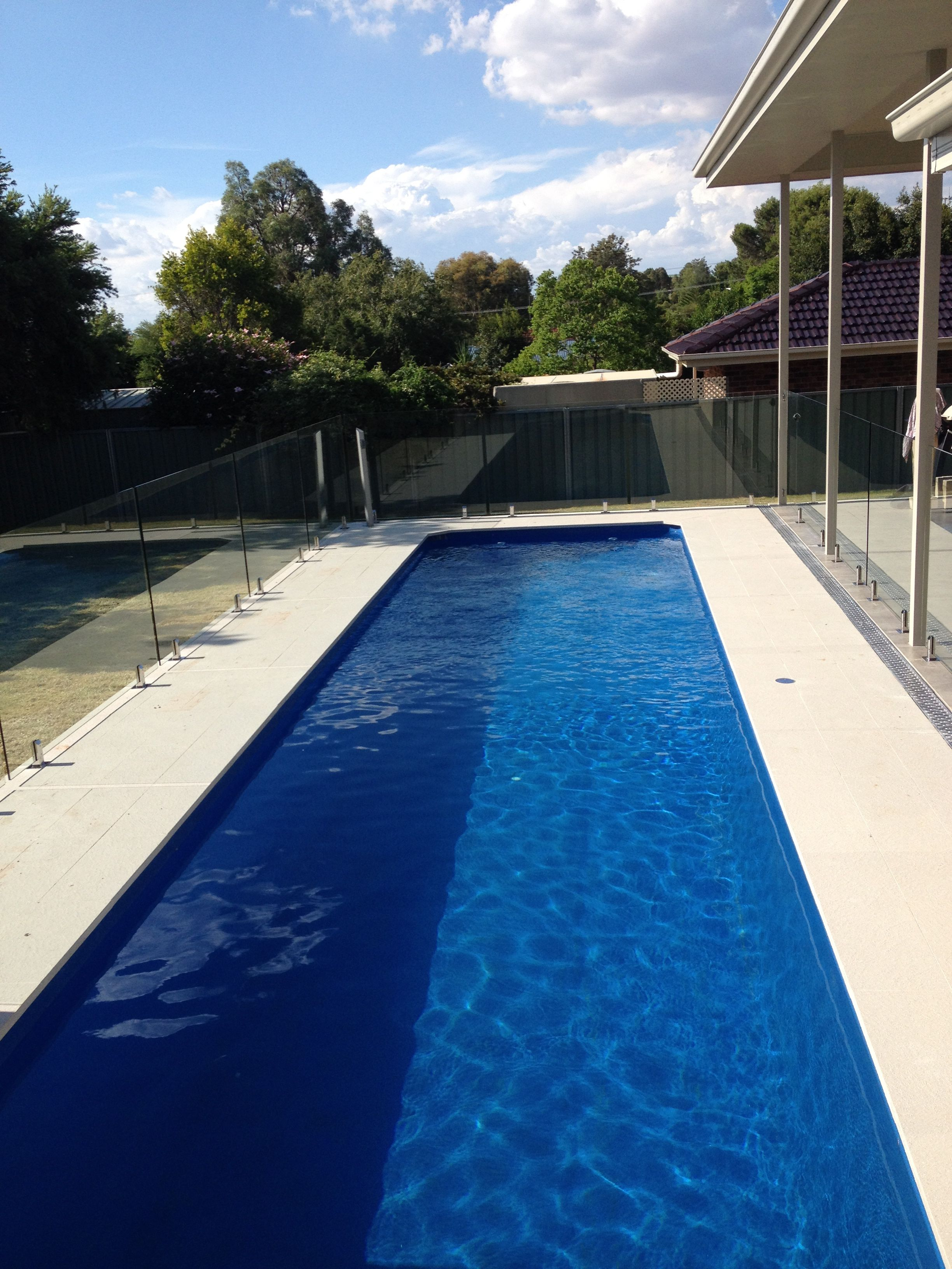 Frameless Glass Pool Fence Call For A Quote Today Pool Fence Pool Glass Pool
