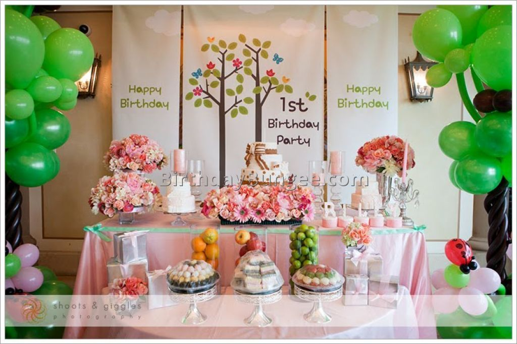 Image Result For 1 Year Old Birthday Party Decorations