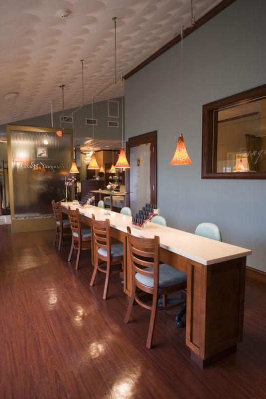 nail bar our facility pinterest nail bar bar and salons. Black Bedroom Furniture Sets. Home Design Ideas