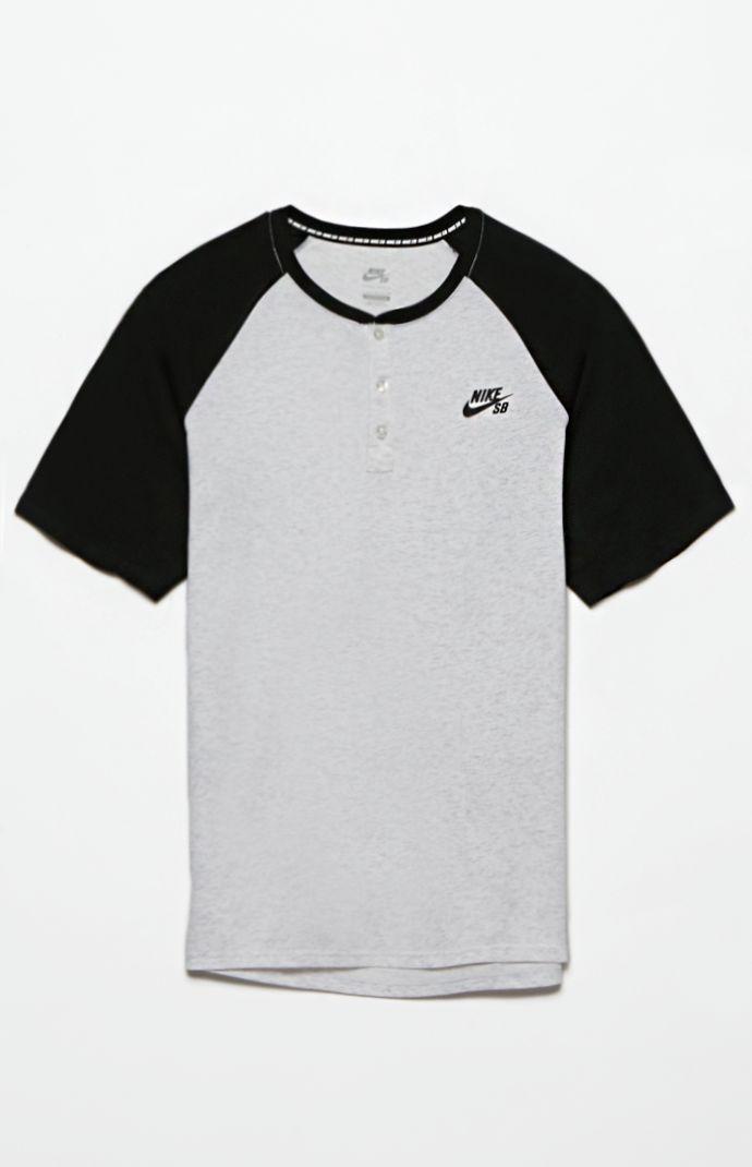 Dri-FIT Henley T-Shirt