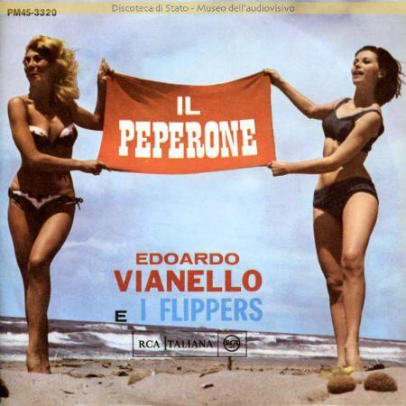 """Italiano con le canzoni e i verbi riflessivi delle vacanze al mare: """"Il peperone"""" di Edoardo Vianello"""