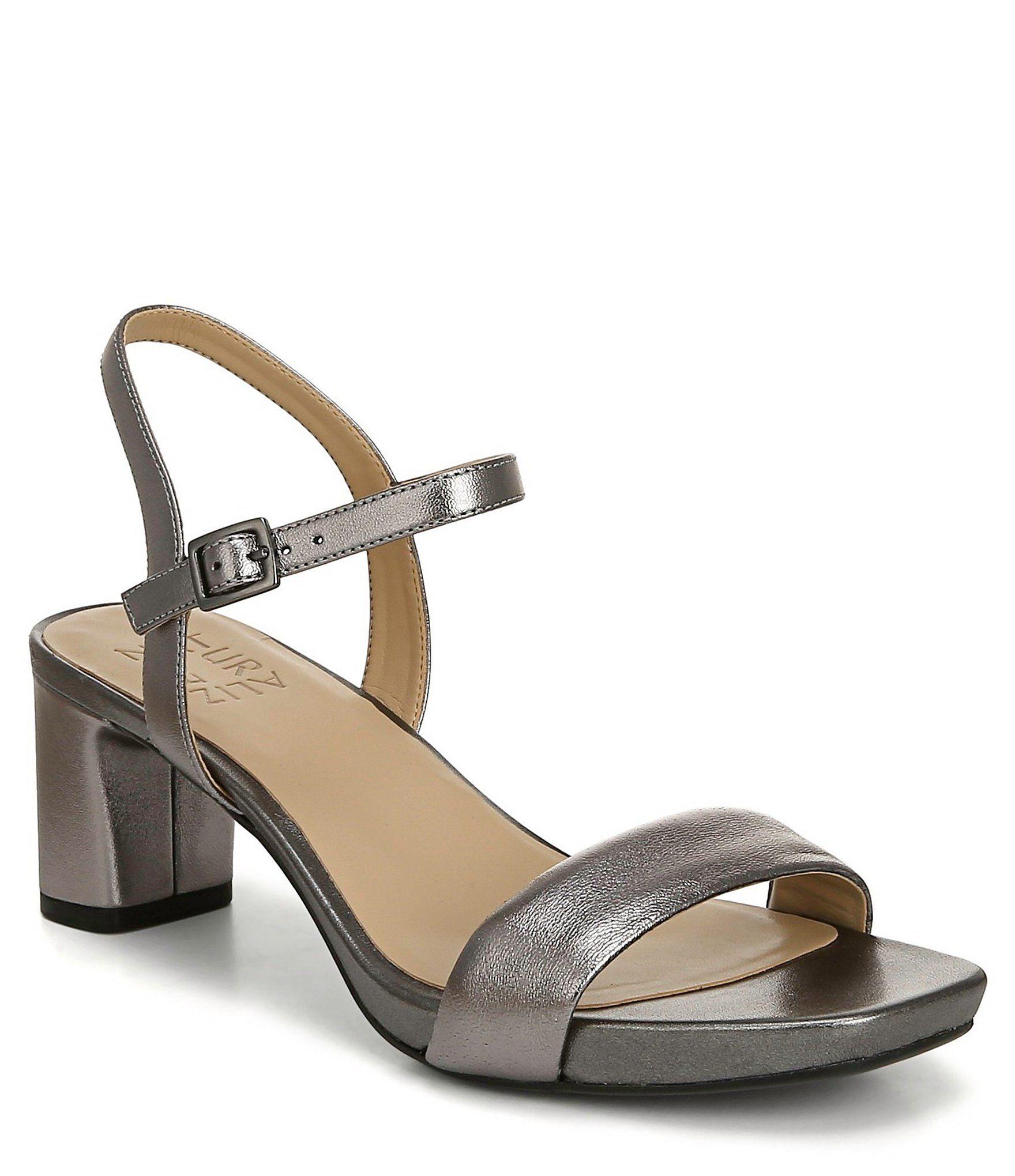 Photo of Naturalizer Ivy Leather Dress Sandals | Dillard's