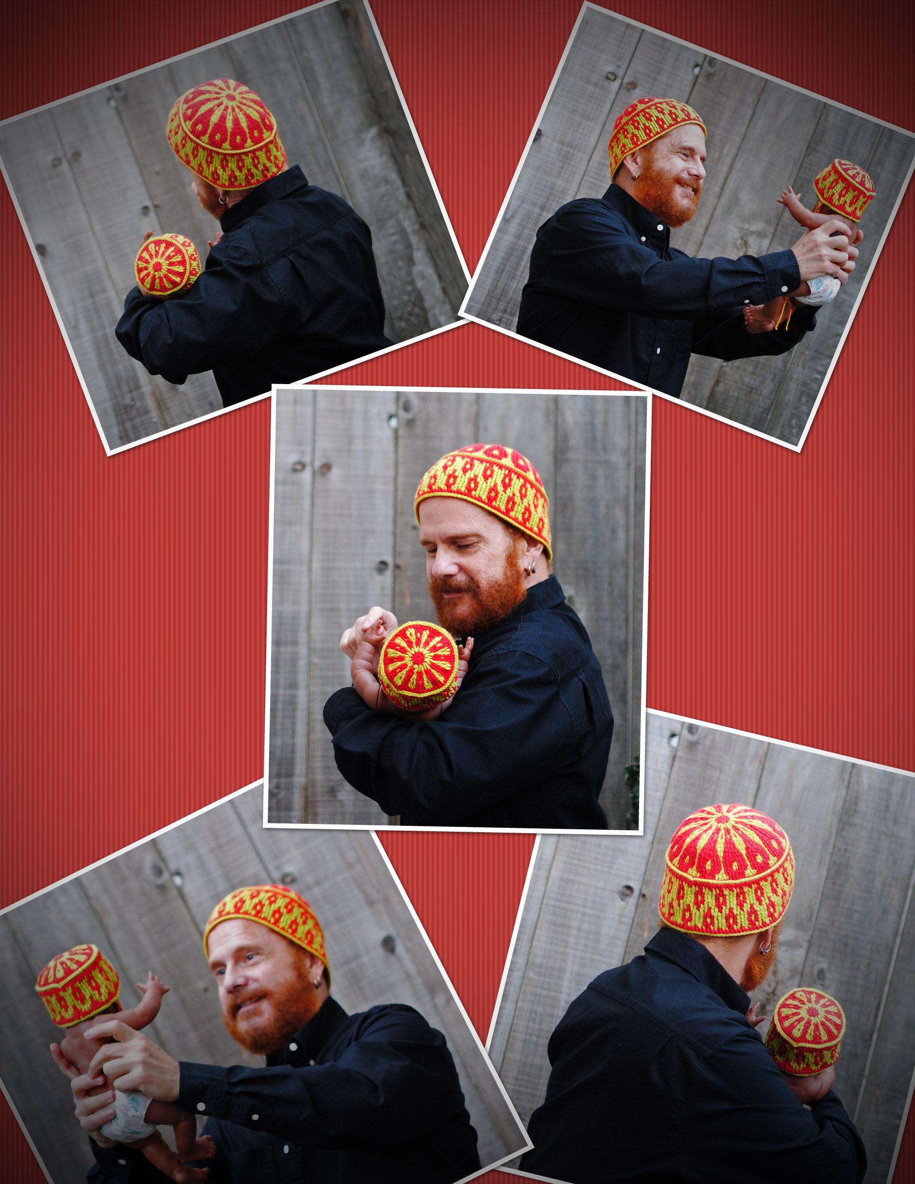 """Wabi Sabi"" Crochet Hat pattern by Andres P. Nevarez ... Respect Hat Template"
