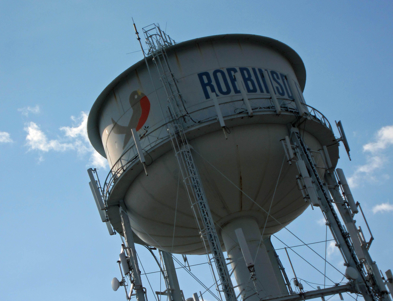 Robbinsdale Water Tower Tower Water