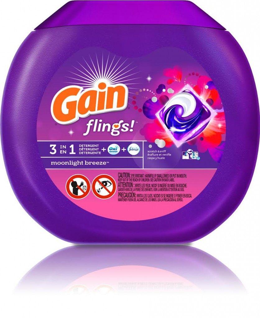 Introducing Gain Flings It S Like Music To Your Nose Swa Rai